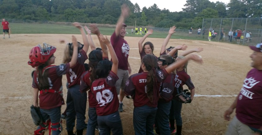 10U Lady Knights – Road to The Summer Championship