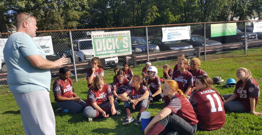 12u Lady Knights Fall Season Recap